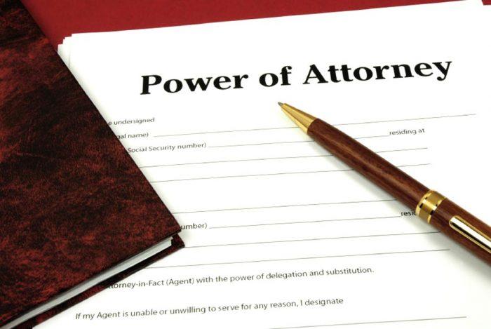 Power Of Attorney Rafton Family Lawyers Sydney Richmond